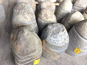 Stone light / garden furnitures