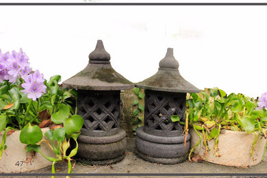 Garden lamp / garden furnitures