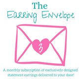 The Earring Envelope 3-Month Gift Subscription