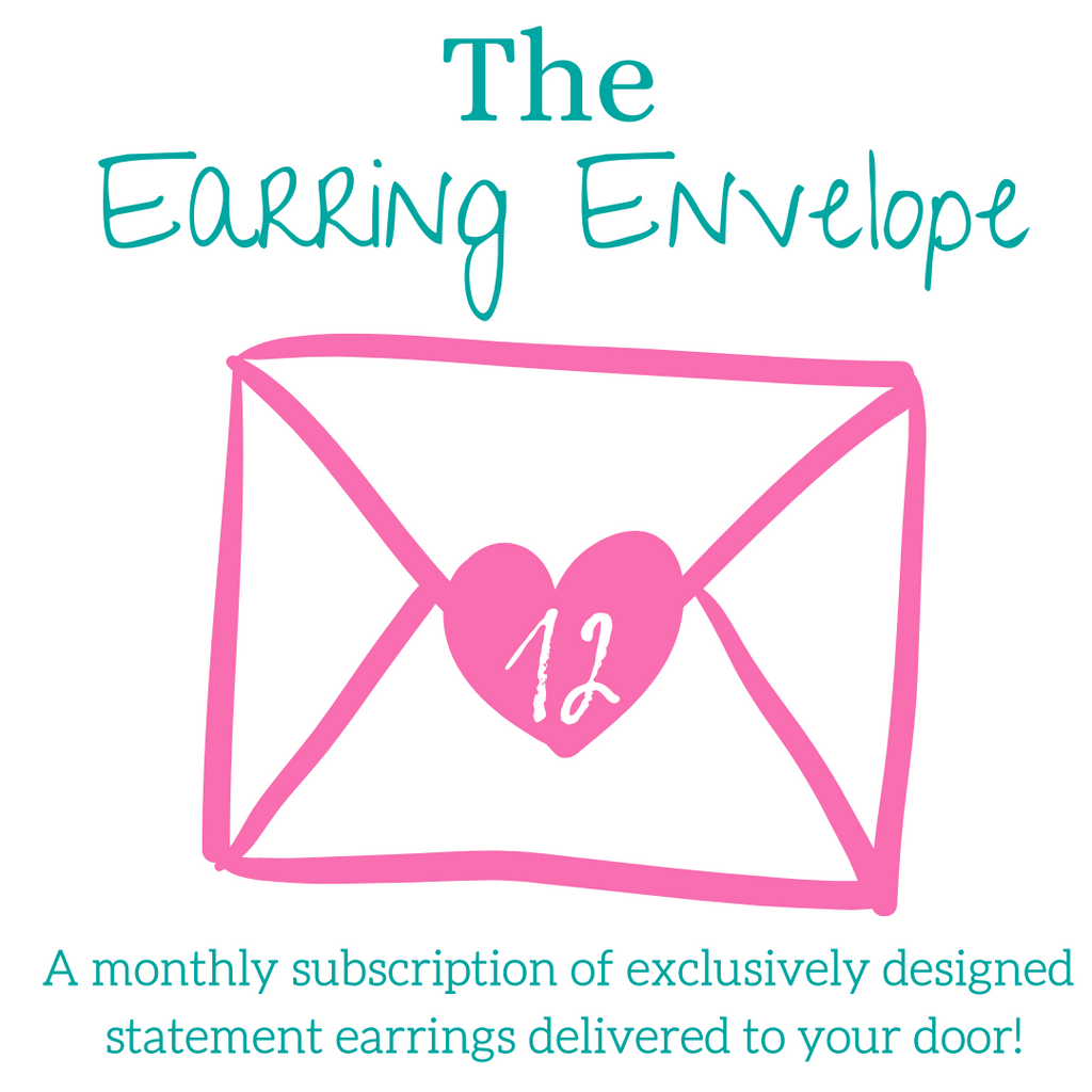The Earring Envelope 12-Month Gift Subscription
