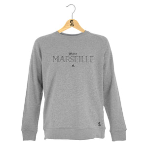 Sweat Homme Made in Marseille