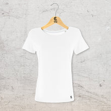 "T-Shirt blanc personnalisable ""Made in..."""