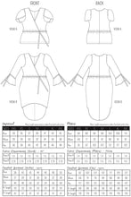 Load image into Gallery viewer, FELICITY - TOP/DRESS PDF PATTERN