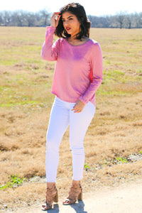 LAURA - LONG SLEEVE PDF PATTERN (SLEEVE ONLY)