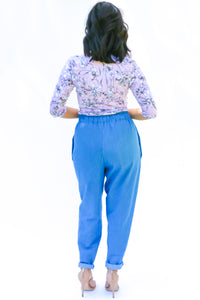 LUISA - TROUSERS PDF PATTERN