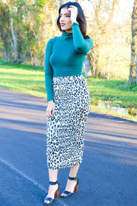 KIM - FITTED MIDI SKIRT PDF PATTERN