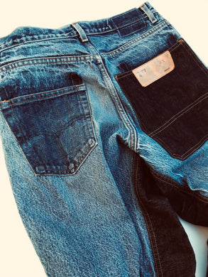 Two Tone Jeans N. 112 / size 33