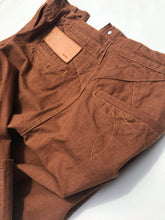 FS-800 /  Pre-Shrunk Canvas Pants