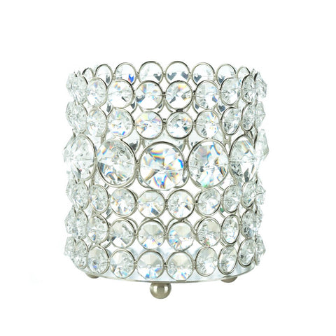 Brilliant Gems Candle Holder