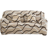 Big Elastic Printed Sofa Cover for Furniture Home Office Hotel Slipcover Living Room Couch Cover Home Textile