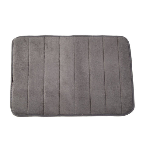 7 Colors Bathroom Mat Memory Foam Bath Mat Kitchen Door Floor Mat Carpet For Toilet Non Slip Tapetes De Quarto
