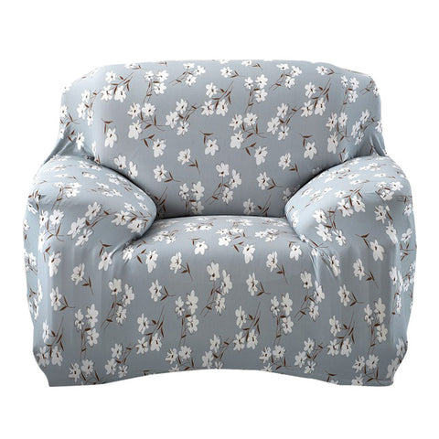 All season Spandex Stretch Slipcover Printed Art Sofa Furniture Cover Home Textile Supplies