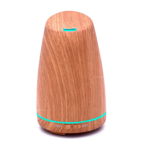 2017 Ultrasonic Aromatherapy Diffuser Wood Grain Humidifier