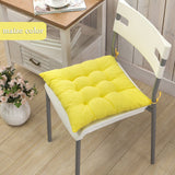 Square Seat Chair Pad Cushion Pearl Cotton
