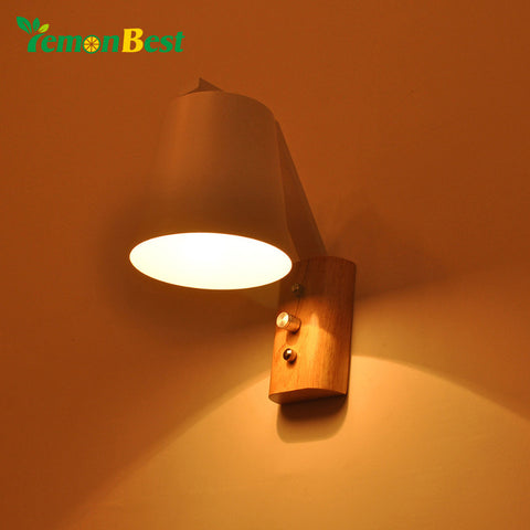 Lemonbest Modern Simple Nordic Style Wall Lamp