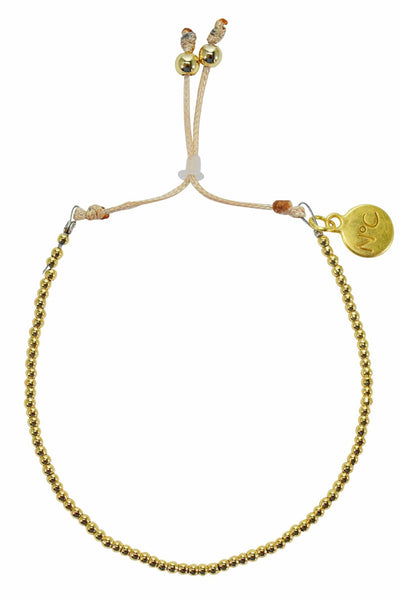 Gold Perlina Bracelet