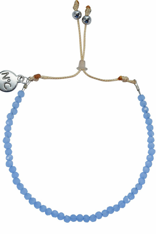 Ice Blue Perlina Bracelet