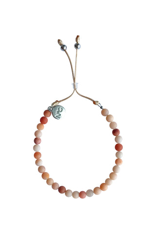 Peach Puff Perlina Bracelet
