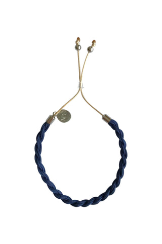 Blue Monet Perlina Bracelet