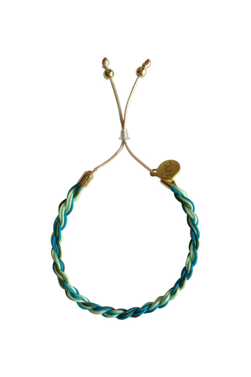 Tropical Rope Bracelet
