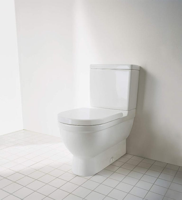 Duravit 0920400004 Starck 3 Cistern Starck 3 White, For 212501 With ...