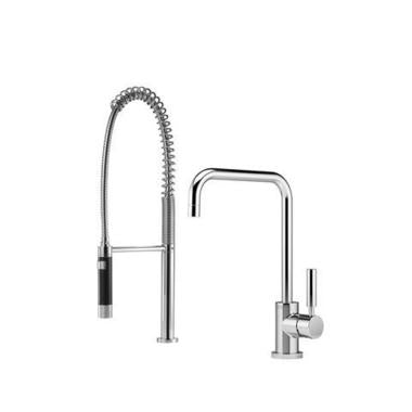 Dornbracht 33820625-060010 Meta.02 Single-Lever Mixer, Matt Platinum ...