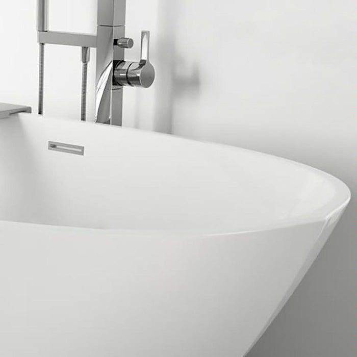 Wetstyle Be Collection BBE01 Freestanding Soaker Tub 66\
