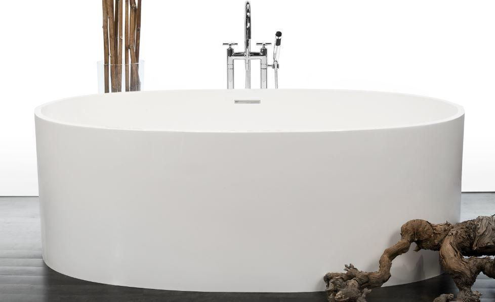 Wetstyle Be Collection BBE02 Free Standing Soaker Tub 65\