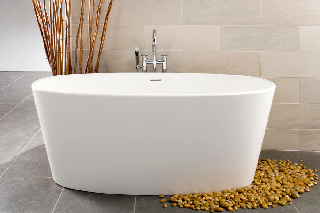 Wetstyle BBE01 Be Collection Freestanding Soaker Tub — Faucet Farm