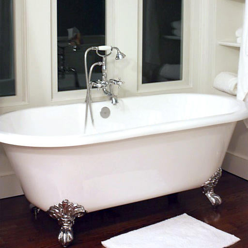 "Victoria & Albert Cheshire CHE-N-SW-OF Dual Ended Tub W/Imperial Ball And Claw Feet 69"" L x 31-1/2"" W"