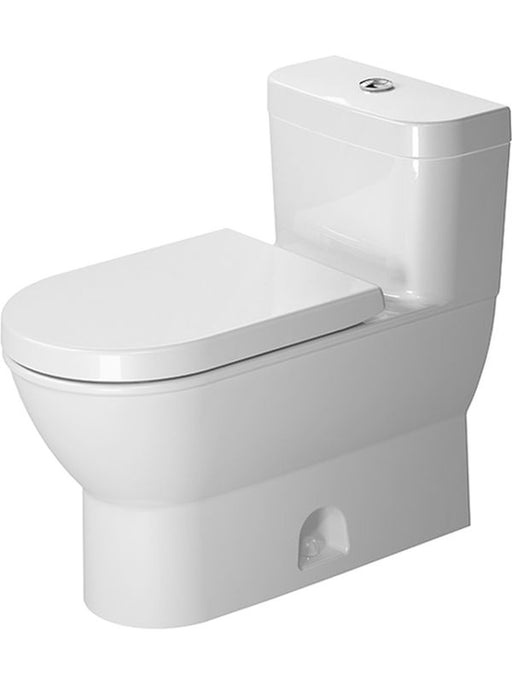 Duravit 2123010005 Darling New One-Piece toilet Darling New White W.Mech. , Siphon Jet , Elongated , HET
