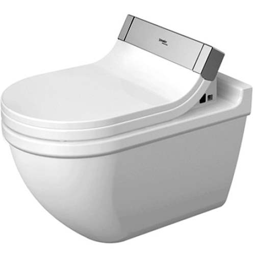 Duravit Starck Elongated Two Piece Toilet 22265900921_111335005