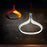 Alma MDS531118 Modiss LED Pendant, Gold White