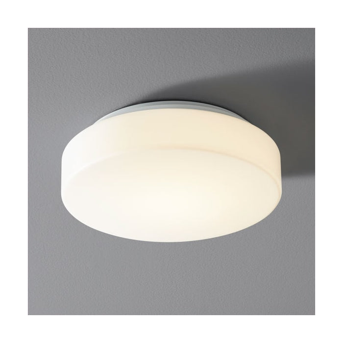 Oxygen Lighting 37-648-6 White Single Light 10\
