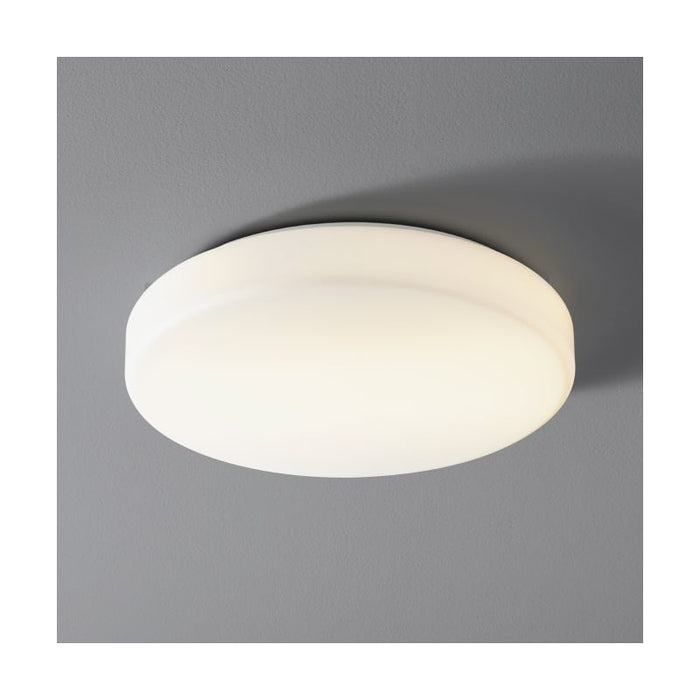 Oxygen Lighting 37-649-6 White Single Light 14\