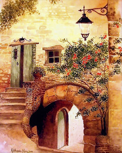 """French Alley"" Giclée Prints ~ Larger Size"