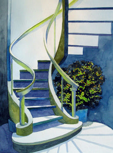 """Heading Up"" Giclée Prints ~ One Size"
