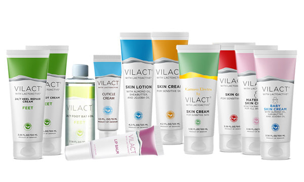 Full line of VILACT products
