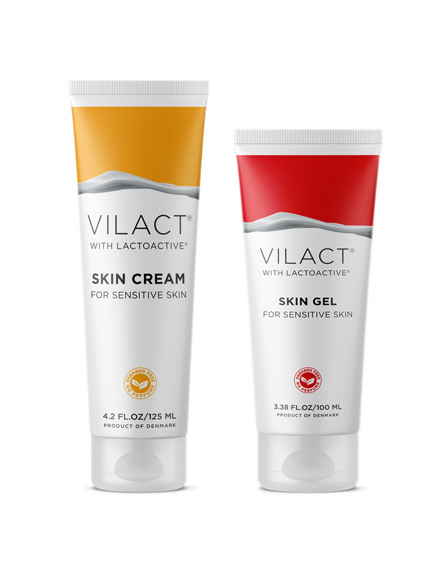Vilact | Intense Repair & After Sun Kit by Vilact® with Lactoactive®