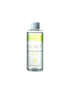 24/7 Foot Bath Oil with Lactoactive® by Vilact® (3.38 FL.OZ / 100ml)