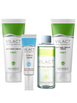 VIlact | Foot Care Kit by Vilact® with Lactoactive® (Large)