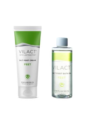 Vilact | Foot Care Kit by Vilact® with Lactoactive® (Small)