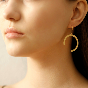 Handmade Jewelry from Greece - Unique Dangle Earrings
