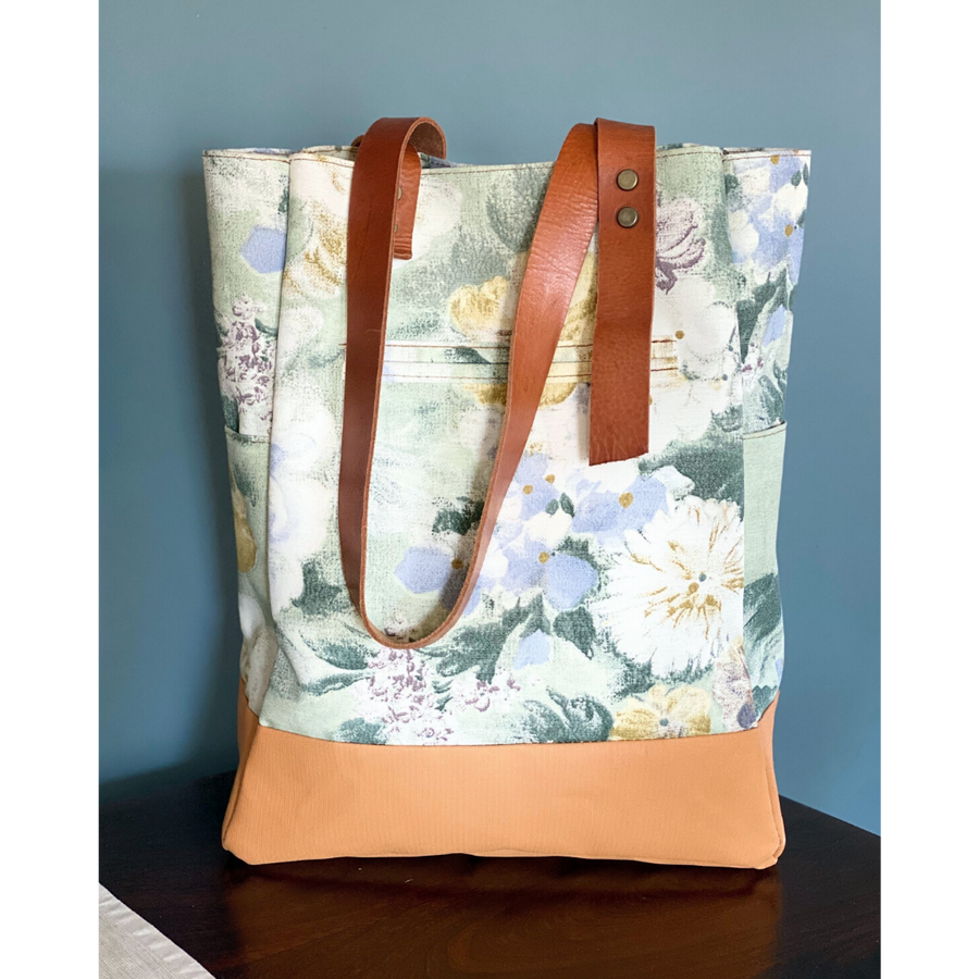 The Flerry Upcycled hand bag