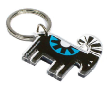 Greek Keychains