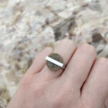 Handmade Jewelry from Greece - Unique Rings