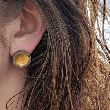 Handmade Jewelry from Greece - Unique Earrings