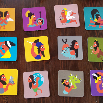 Nous: A Memory Game