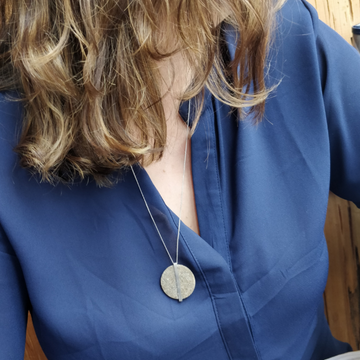 Unique Handmade Jewelry from Greece - Pendant Necklace