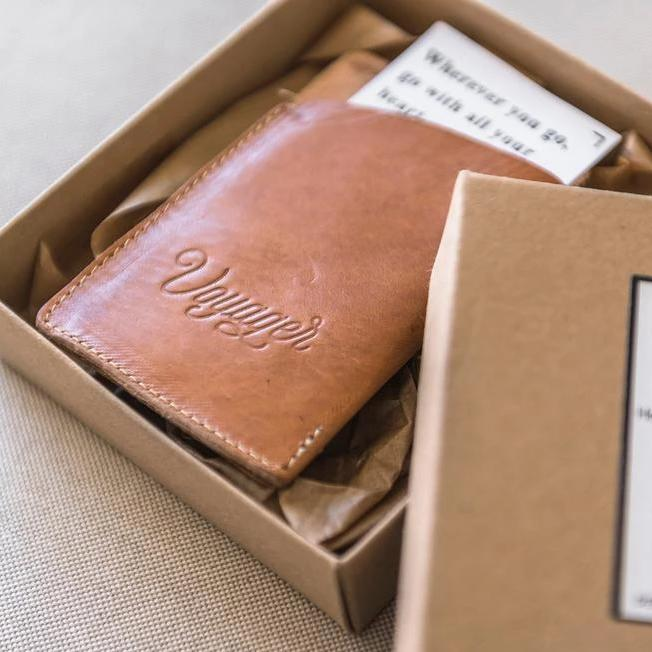 A small yet practical Leather Wallet